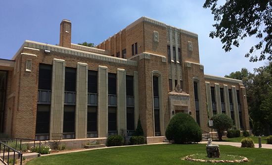 Chaffee Clerk's Office Temporarily Relocated To New Offices in the Courthouse