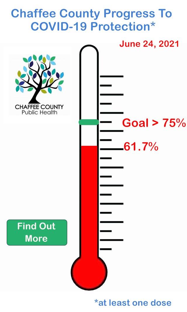 Chaffee County COVID info