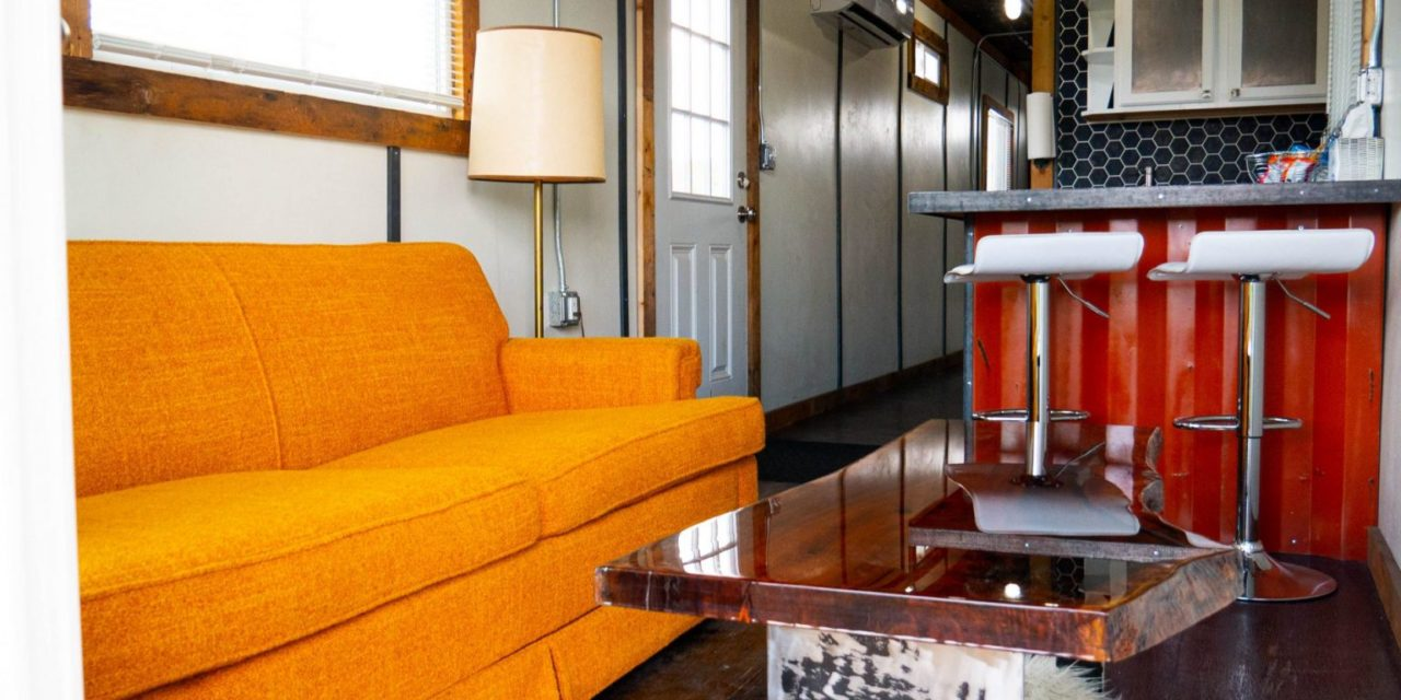 The Industrial Hotel, This Tech-y sort of Startup in Florence Highlights Agritourism
