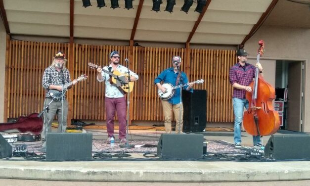Summer Concert Series Returns to Salida's Riverside Park July 8