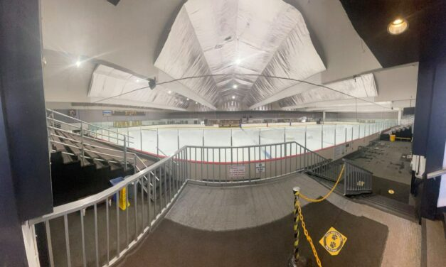 Colorado College Ice Rink and Equipment Coming to Salida