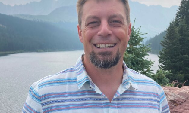 Ben Cairns Named CMC Leadville and Salida Campuses Vice President-Campus Dean