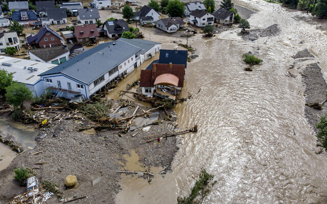 Our Voice: Flooding in Europe Demonstrates The Human Suffering of Climate Change
