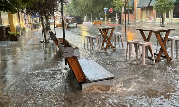 Torrential: Monsoons Return to Central Colorado and Chaffee County