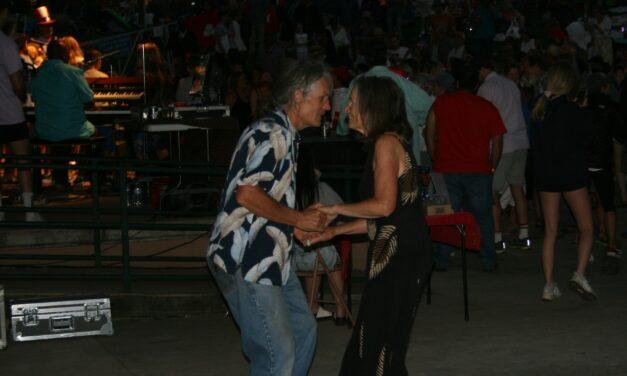 Salida Swing to Host Swing Dance Party July 14
