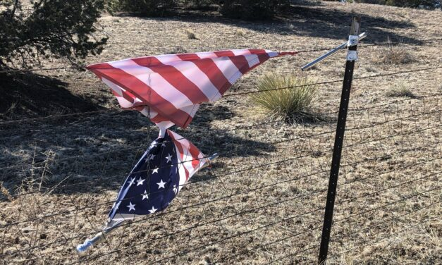 One Family's Gesture Leads to What Some See as Flag Misappropriation