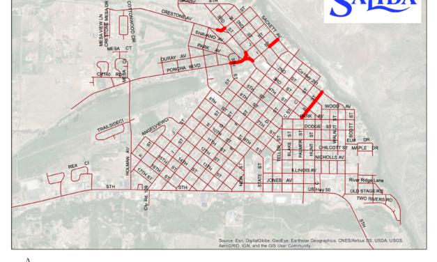 Salida Road Improvements Update