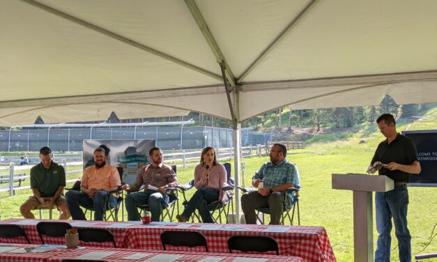 Drought, Farm Workers Issues a Highlight of Colorado Farm Bureau Session in Breckenridge