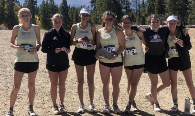 CMC Eagles Cross-Country Team Hosts Home Meet in Leadville