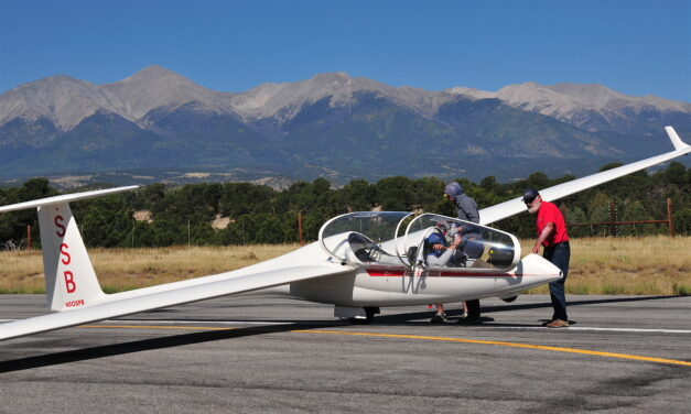 Busy Week at Salida Airport; Future Budget Needs Stressed