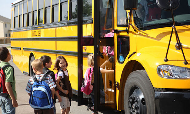The School Buses are Rolling: Driver Distractions Top the List of Causal Factors for Colorado School Bus Crashes