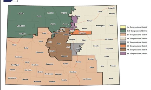 Colorado Independent Legislative Redistricting Commission Shifts Staff Plans to Virtual Hearings