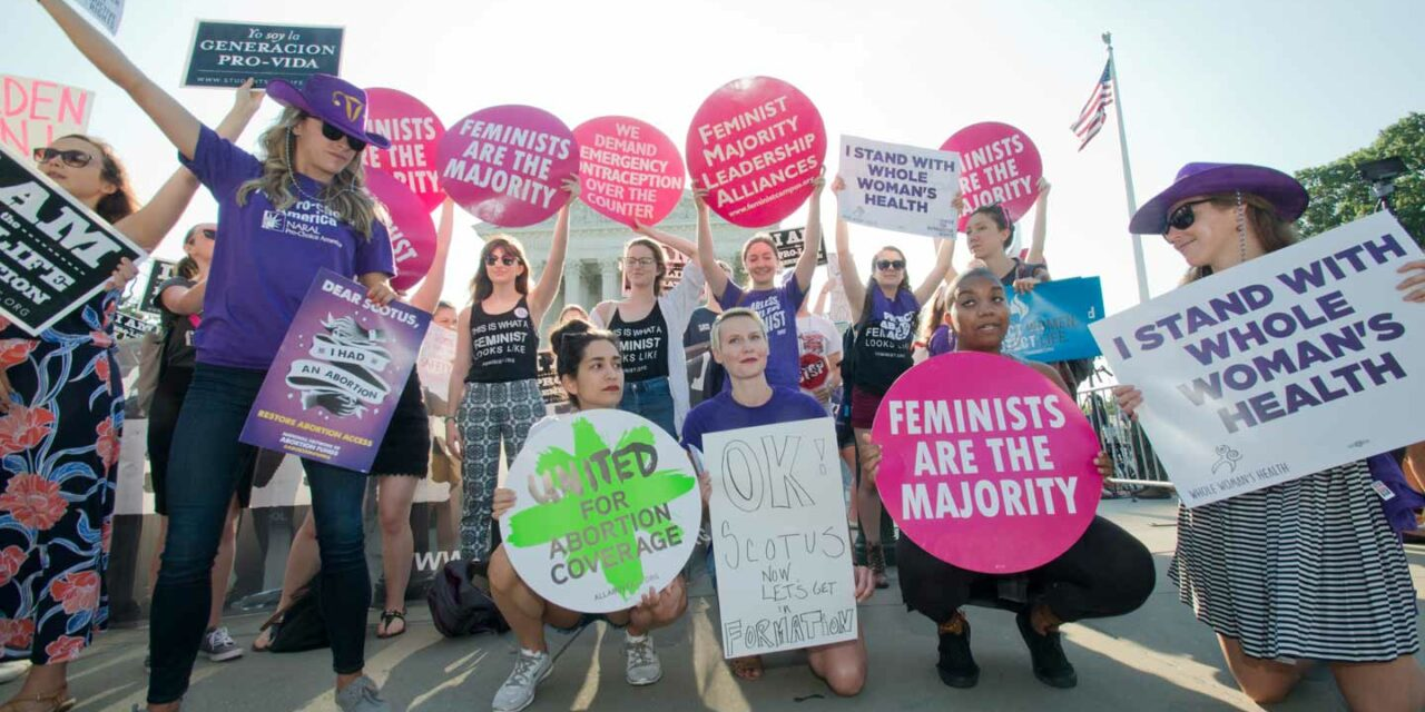 Fighting Back: A Social Media Campaign Takes on the Texas Abortion Bill