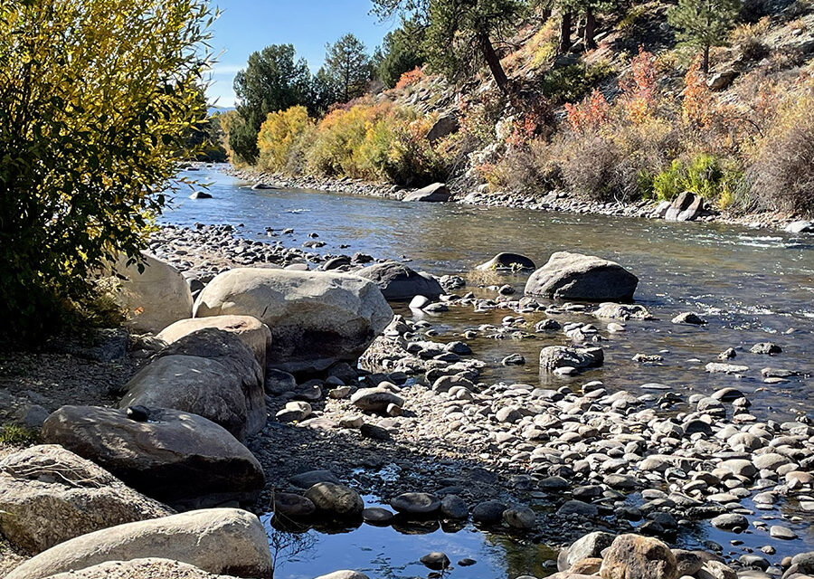 River as teacher: The formation of watersheds, rocks and stewards of the land