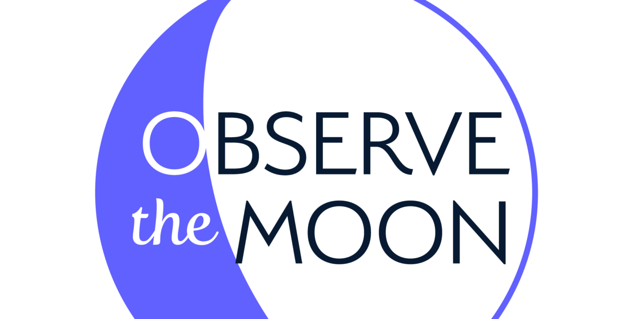 """Saturday You're Invited to the """"Observe the Moon Night"""" Global Event"""
