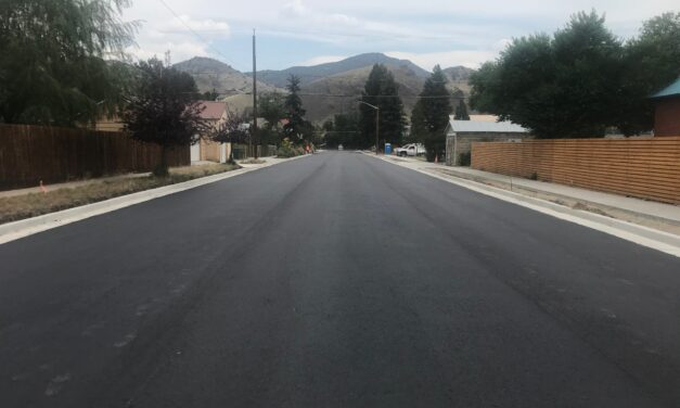 City of Salida Street and Utility Capital Project Updates